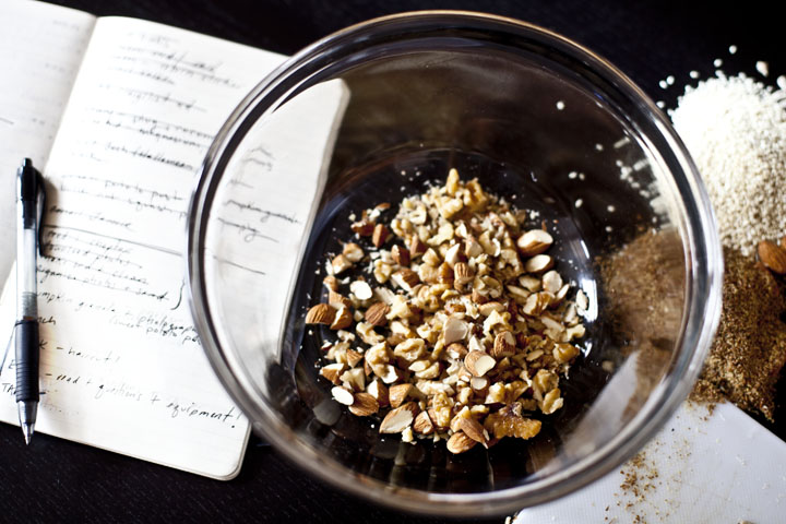 Grain-Free Pumpkin Granola Recipe